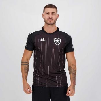 Camisa Kappa Botafogo Comissão Técnica 2021