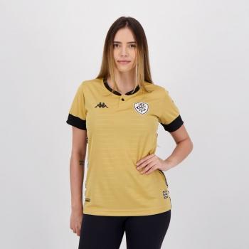 Camisa Kappa Botafogo Goleiro III 2021 Feminina