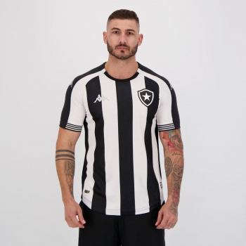 Camisa Kappa Botafogo I 2021