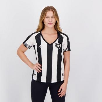 Camisa Kappa Botafogo I 2021 Feminina