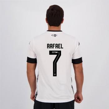 Camisa Kappa Botafogo III 2021 7 Rafael