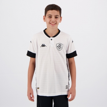 Camisa Kappa Botafogo III 2021 Juvenil