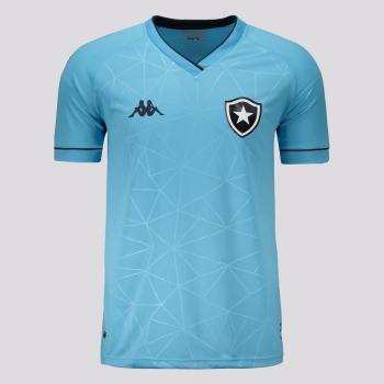 Camisa Kappa Botafogo IV 2021 Infantil