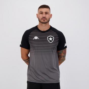 Camisa Kappa Botafogo Treino Comissão 2021