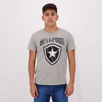 Camiseta Botafogo Escudo Mescla