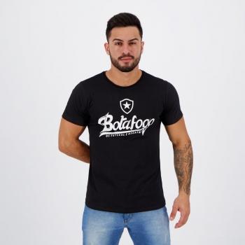 Camiseta Botafogo Essential Preta