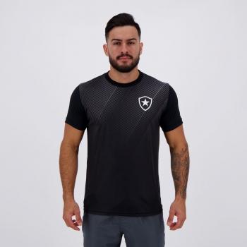 Camiseta Botafogo Sublimação Preta