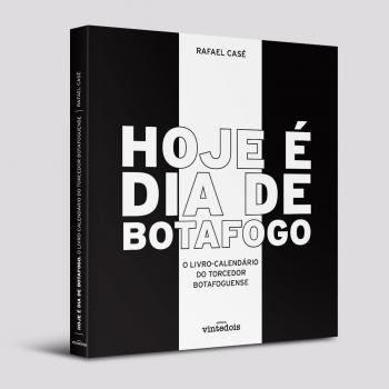 Livro Hoje é dia de Botafogo