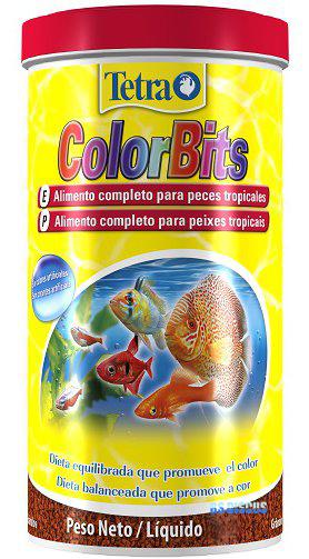 Tetra Color Bits 300 grs