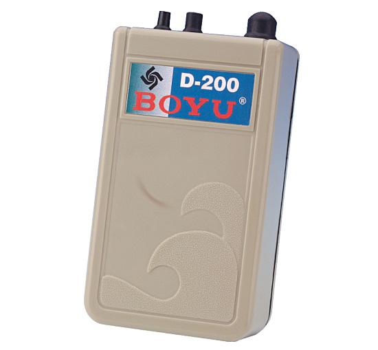 Boyu Compressor a Pilha D-200