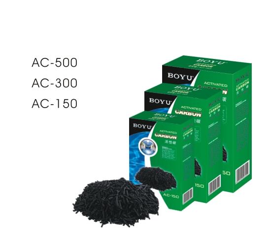 Boyu Carvão Ativado 0300grs ( AC-300 )
