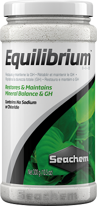 Seachem Equilibrium 300 grs