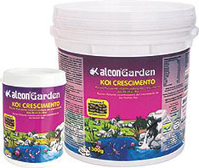 Alcon Garden Koi Crescimento 0320 grs
