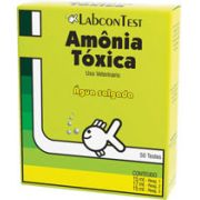 Labcon Amonia Agua Salgada Teste
