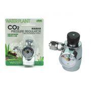 Ista Valvula Reguladora de CO2 Manômetro Simples ( I-584 )