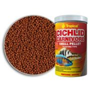 Tropical Cichlid Carnivore Small Pellet 360g