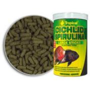 Tropical Cichlid Spirulina Large Sticks 075g
