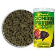 Tropical Cichlid Spirulina Large Sticks 300g