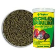 Tropical Cichlid Spirulina Medium Stick 090g