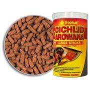 Tropical Cichlid Arowana Large Sticks 075 g