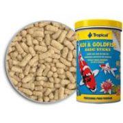 Tropical Koi Goldfish Basic Sticks 4000g (bag)