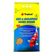 Tropical Koi Goldfish Basic Sticks 0090g (Bag )