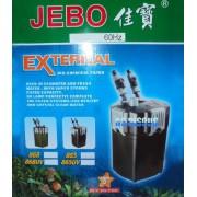 Jebo Filtro Canister 2.500L/H 865 (copo preto) - 110v