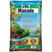 JBL Manado Substrato Completo 05 L ( Atende Até 50 litros )