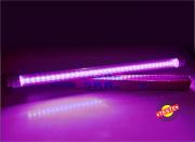 SKRW Lampada Led T8 18W 120 cm ( Rosa )( Novidade )