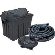 Boyu Filtro Externo p/ Lagos  YT-6000 (C/ U.V 09) 1500L/H 110V