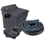 Boyu Filtro Externo p/ Lagos  YT-25000 (C/ U.V 18W) 4600L/H 110V