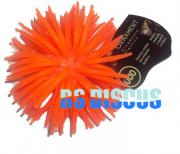 Soma Fish Coral Anemona laranja 11 cm ( 040185 )