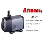 Atman Bomba Sub. - AT-107 - 3500 L/H - Coluna 3,7 m  - 220 V