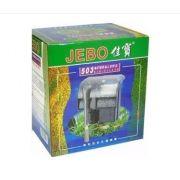 Jebo Filtro Hang-on 503 - 540l/h (aqua de até 108 lts) - 110 V  Preço de Custo