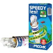 Prodac Test Speedy (Nitrito, Nitrato, GH, KH, Cloro, PH) - 25 Testes DOCE