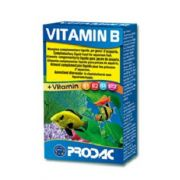 Prodac Suplemento Vitaminico VITAMIN B 30 grs