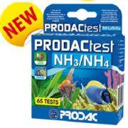 Prodac Teste Amonia (NH3/NH4) - 65 TESTES (DOCE/MARINHO)