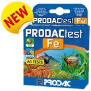 Prodac Teste Ferro (Fe) - 63 TESTES (DOCE/MARINHO)
