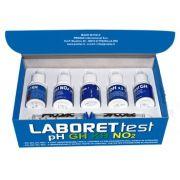 Prodac Teste LABORET (NITRITO, GH, KH E PH) - DOCE