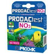 Prodac Teste Nitrato (NO3) - 60 TESTES (DOCE/MARINHO)