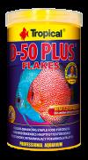 Tropical D-50 Plus Flakes 55g