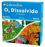 Labcon O2 Dissolvido Teste