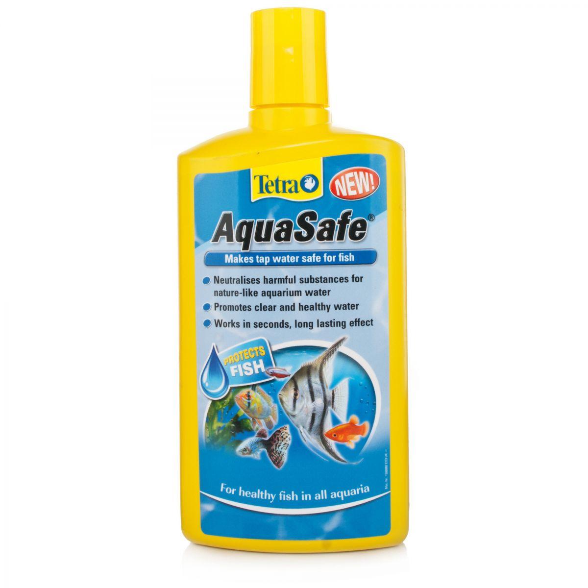 Tetra Aquasafe 0050 ml