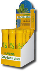 Sera CO2 Tabs Plus 20 Tablets