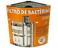 Zanclus Filtro de Bacteria - FBM 095  (L) Preço de Custo