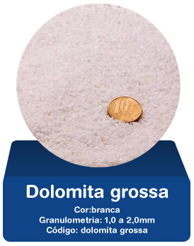 Dolomita Grossa 1 kg ( SUB )