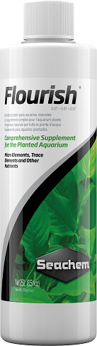 Seachem Flourish 250 ml  (L) Preço de Custo