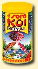 Sera Pond Koi Royal 240 Grs. - Grão Medio