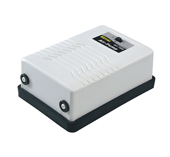 Boyu Compressor de Ar 2 Saidas - SC-7500 - 110 V