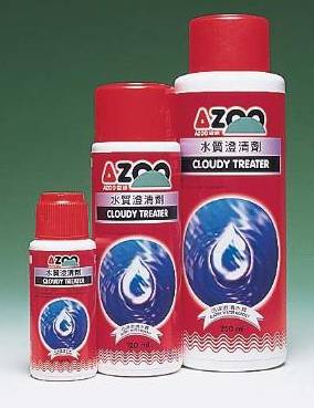 Azoo Cloudy Treatment 120 ml